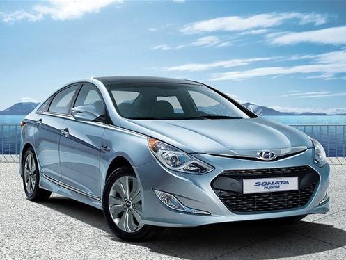 免税车型 北京现代 索纳塔9 混合动力  排量:2.0 免税价格:18.