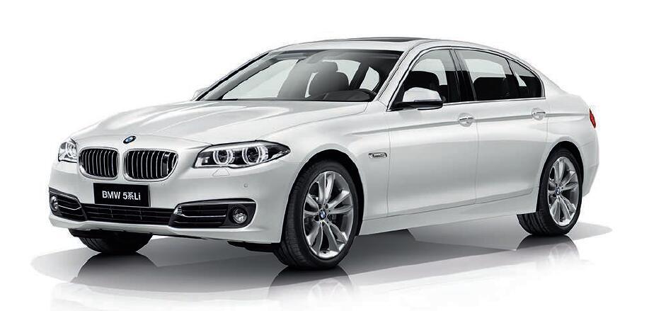 2017款 BMW 5Li 528 领先型
