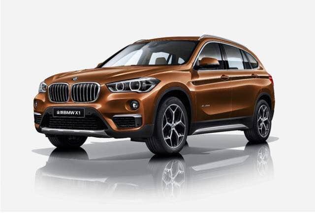 全新BMW X1 免税车型