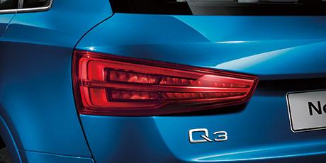 一汽-大众奥迪 奥迪Q3 2016款 35 TFSI 风尚型